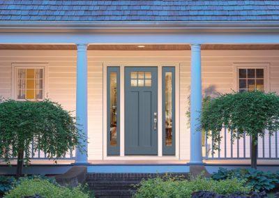 farmhouse exterior doors