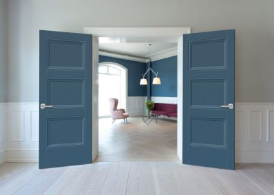 transitional interior doors