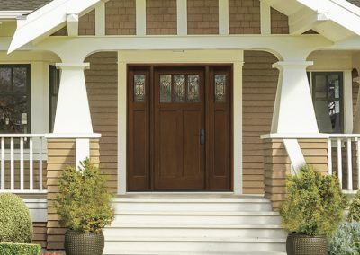 traditional exterior doors