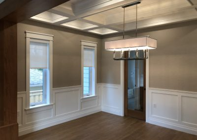 interior mouldings and doors